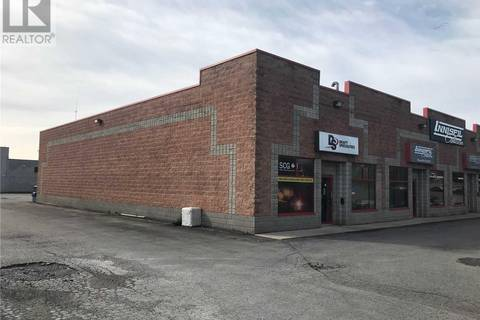 Commercial property for lease at 111 Saunders Rd Apartment 9 Barrie Ontario - MLS: S4592111