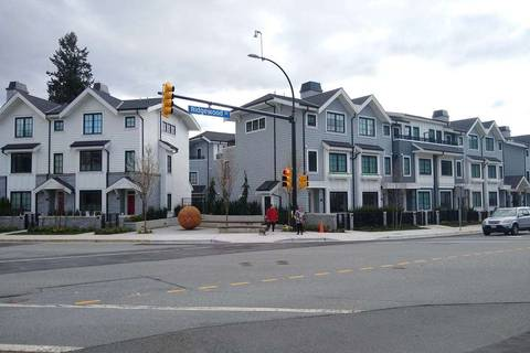 Townhouse for sale at 1133 Ridgewood Dr Unit 9 North Vancouver British Columbia - MLS: R2449079