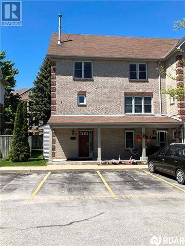 Townhouse for sale at 119 D'ambrosio Dr Unit 9 Barrie Ontario - MLS: 30742802
