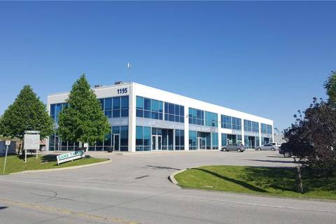 Commercial property for lease at 1195 Stellar Dr Apartment 9 Newmarket Ontario - MLS: N4479901