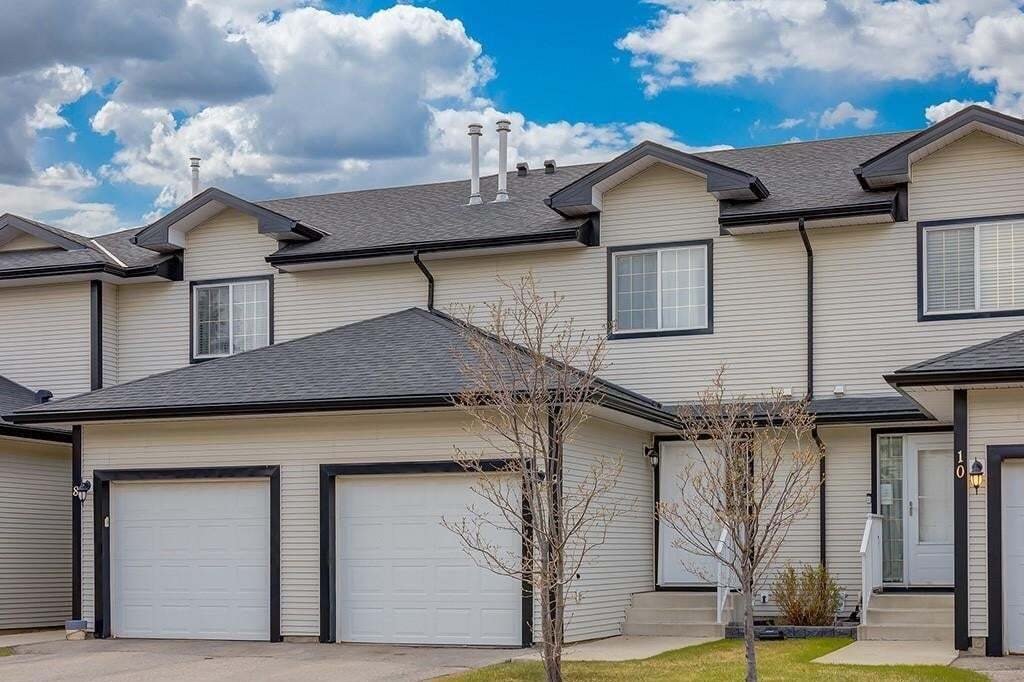 Townhouse for sale at 12 Silver Creek Bv NW Unit 9 Silver Creek, Airdrie Alberta - MLS: C4296120