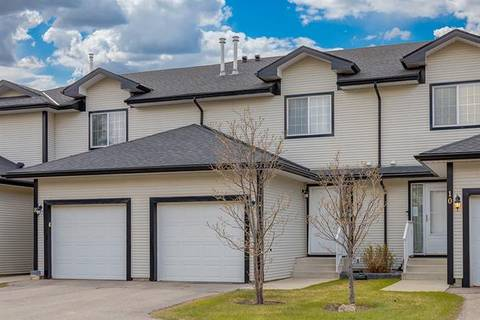Townhouse for sale at 12 Silver Creek Blvd Northwest Unit 9 Airdrie Alberta - MLS: C4296120