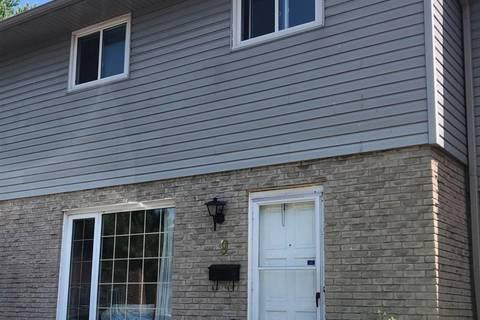 Townhouse for rent at 121 Rosemund Pl Unit 9 Kingston Ontario - MLS: K19004501