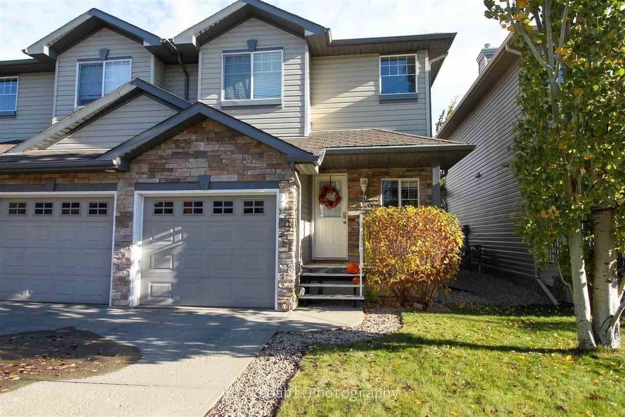 Townhouse for sale at 12104 16 Av SW Unit 9 Edmonton Alberta - MLS: E4217654