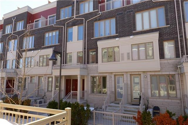 For Sale: 9 - 125 Long Branch Avenue, Toronto, ON | 2 Bed, 3 Bath Townhouse for $689,900. See 20 photos!