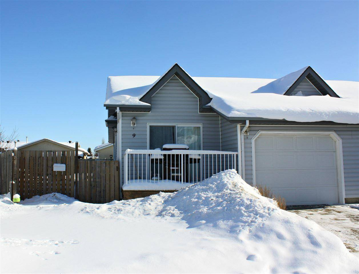 Townhouse for sale at 12603 152 Ave Nw Unit 9 Edmonton Alberta - MLS: E4188023