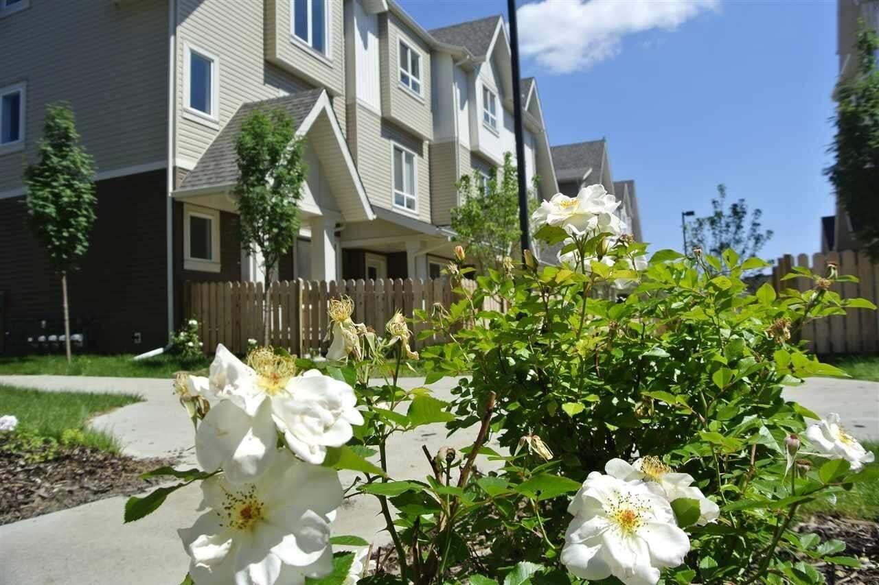 Townhouse for sale at 13003 132 Av NW Unit 9 Edmonton Alberta - MLS: E4198603