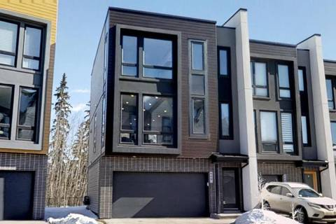 Townhouse for sale at 1304 Rutherford Rd Sw Unit 9 Edmonton Alberta - MLS: E4148089