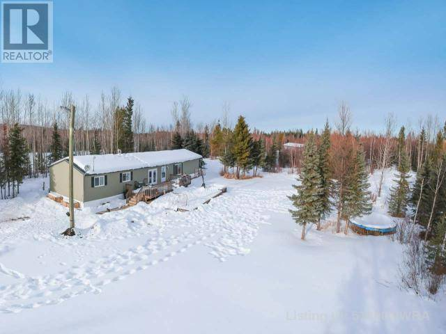 Home for sale at 131074 Township Rd Unit 9 Whitecourt Rural Alberta - MLS: 51800