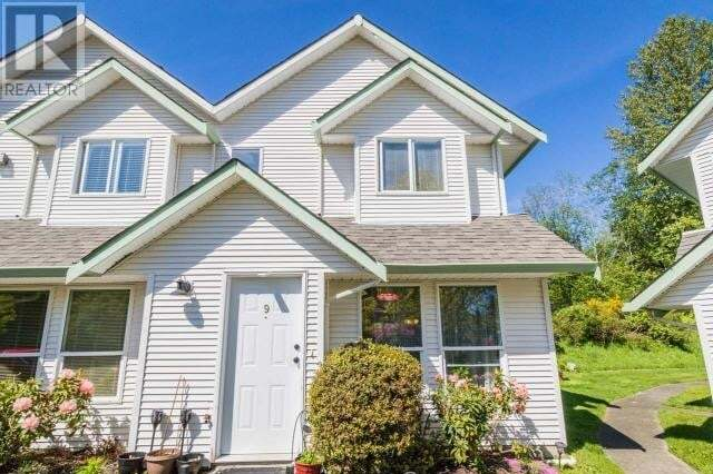 Townhouse for sale at 1315 Creekside Wy Unit 9 Campbell River British Columbia - MLS: 469360