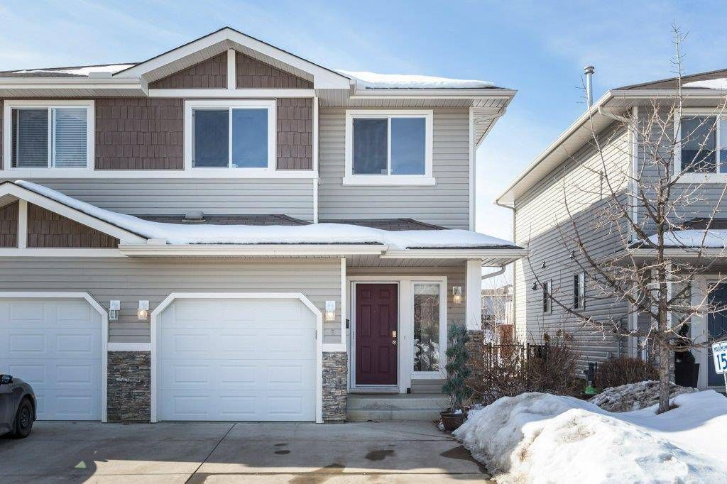 Townhouse for sale at 133 Eastgate Wy Unit 9 St. Albert Alberta - MLS: E4190113