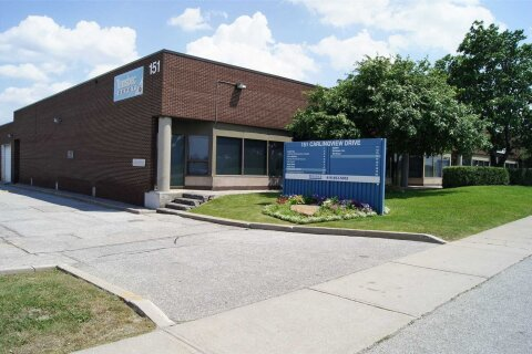 Commercial property for lease at 151 Carlingview Dr Apartment 9 Toronto Ontario - MLS: W4995719