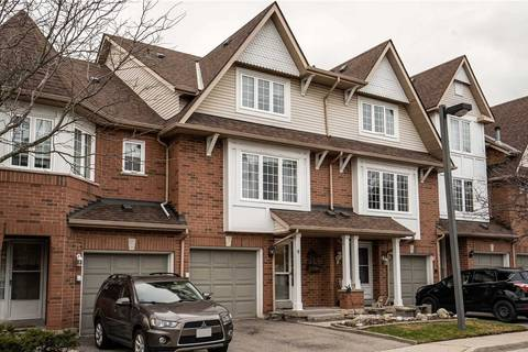 Condo for sale at 1588 South Parade Ct Unit 9 Mississauga Ontario - MLS: W4737446