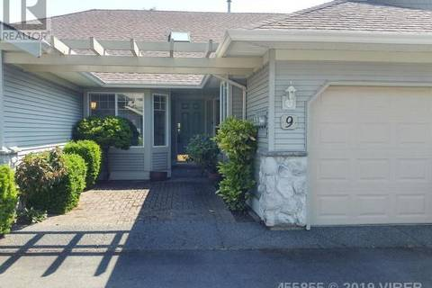 Townhouse for sale at 1600 Balmoral Ave Unit 9 Comox British Columbia - MLS: 455855