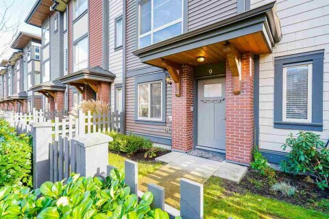 Townhouse for sale at 16127 87 Ave Unit 9 Surrey British Columbia - MLS: R2518411
