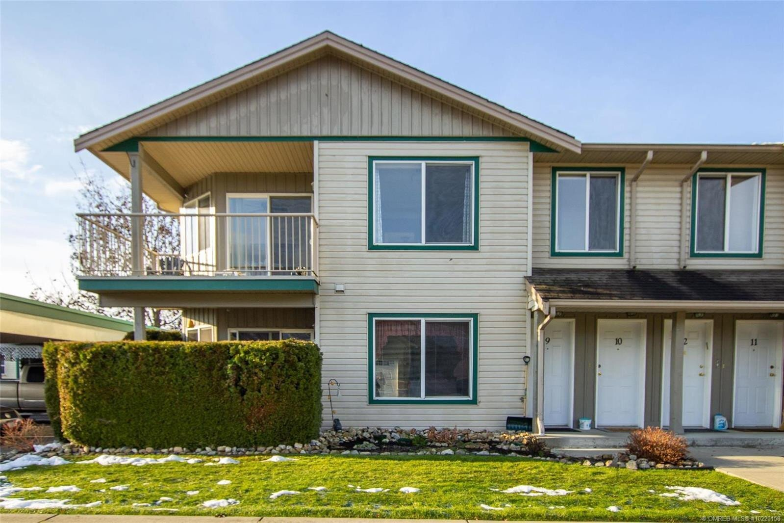 Townhouse for sale at 171 Beatty Ave Northwest Unit 9 Salmon Arm British Columbia - MLS: 10220158