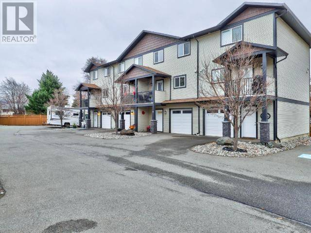 Townhouse for sale at 1741 Tranquille Rd Unit 9 Kamloops British Columbia - MLS: 154405