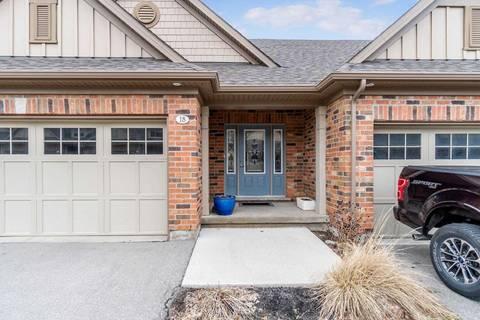 Condo for sale at 18 Juniper St Guelph/eramosa Ontario - MLS: X4498877
