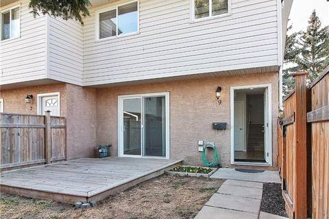 Townhouse for sale at 1915 18 Ave N Unit 9 Lethbridge Alberta - MLS: LD0181138