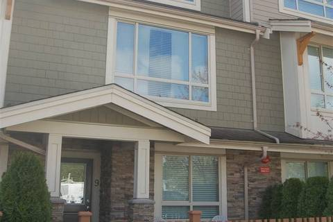 Townhouse for sale at 19752 55a Ave Unit 9 Langley British Columbia - MLS: R2358987