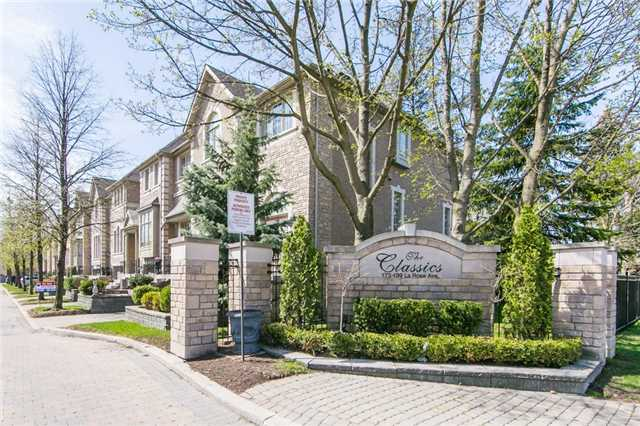 For Sale: 199 La Rose Avenue, Toronto, ON | 3 Bed, 3 Bath Townhouse for $1,049,900. See 20 photos!