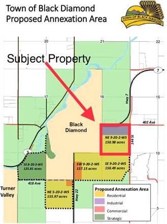 Home for sale at 20 Ne 9-20-2-w5  Ne Unit 9 Black Diamond Alberta - MLS: C4254654