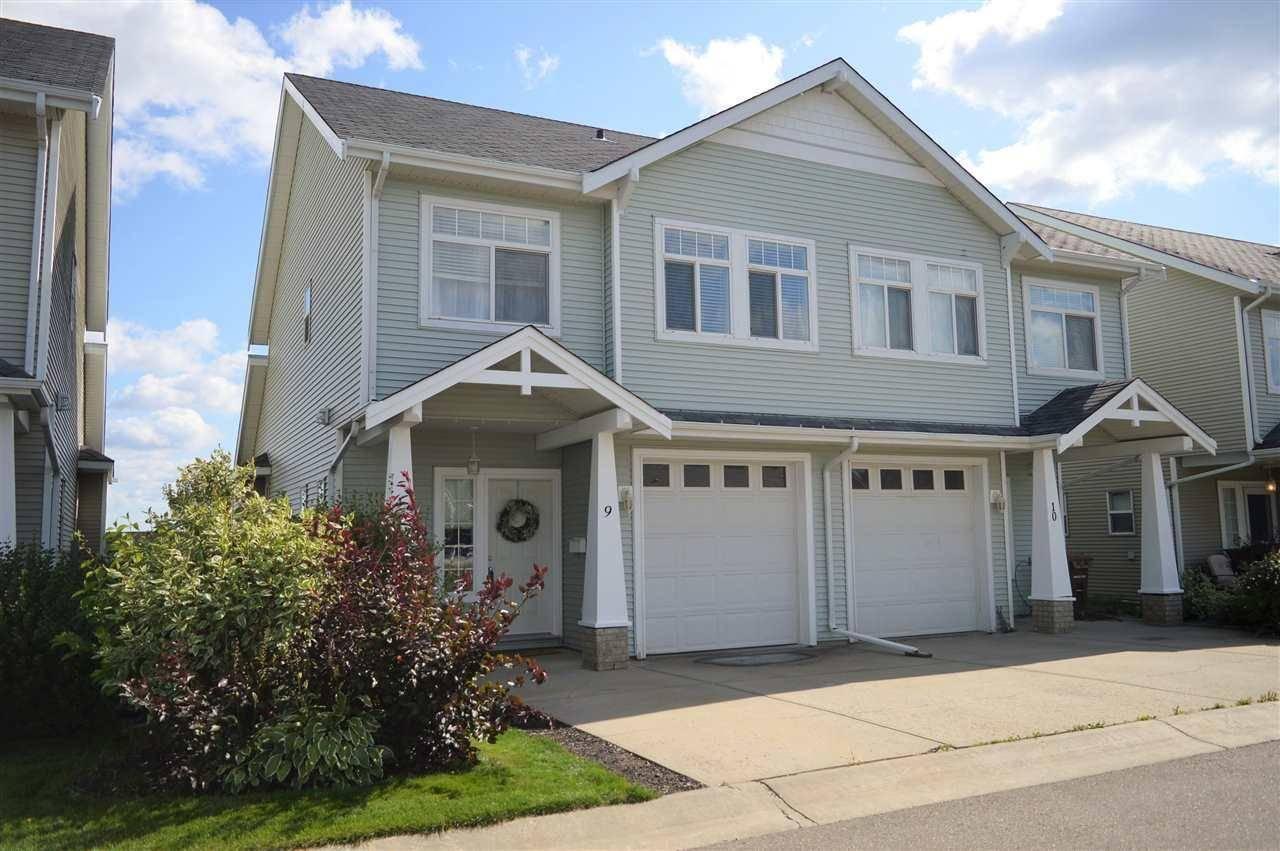 Townhouse for sale at 200 Erin Ridge Dr Unit 9 St. Albert Alberta - MLS: E4183630