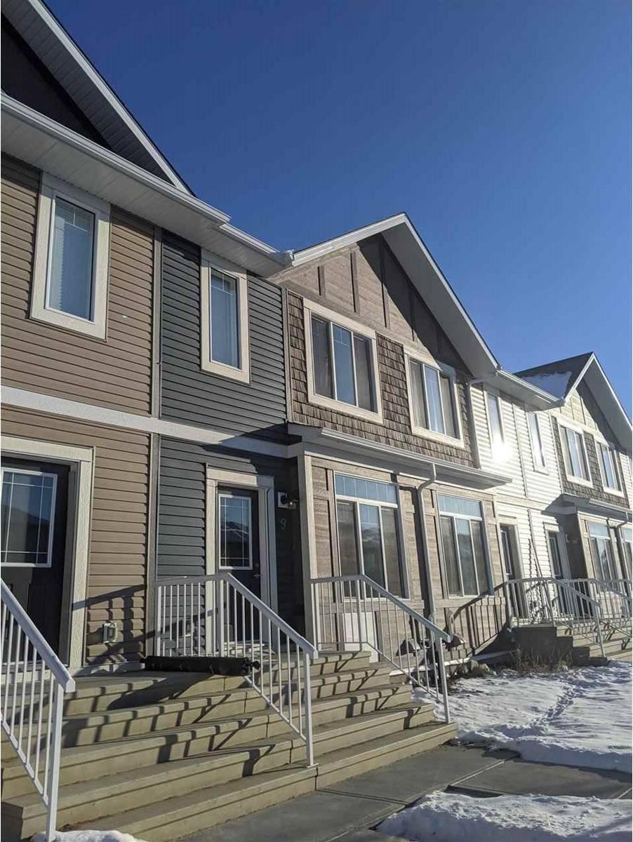 Townhouse for sale at 2215 24 St Nw Unit 9 Edmonton Alberta - MLS: E4186271