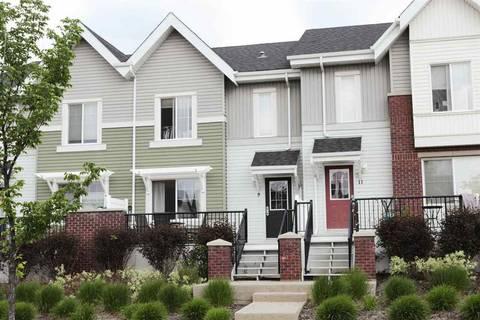 Townhouse for sale at 2336 Aspen Tr Unit 9 Sherwood Park Alberta - MLS: E4162655