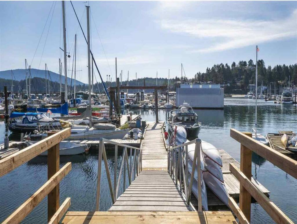 Commercial property for sale at 287 Gower Point Rd Unit 9 Gibsons British Columbia - MLS: C8024286