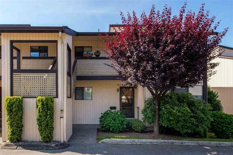 Townhouse for sale at 2962 Nelson Pl Unit 9 Abbotsford British Columbia - MLS: R2384314