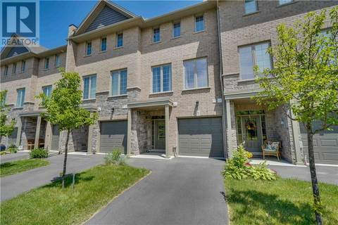 Townhouse for sale at 30 Balmoral St Unit 9 Paris Ontario - MLS: 30744958