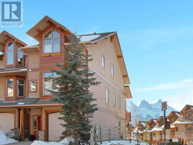 Townhouse for sale at 300 Eagle Terrace Rd Unit 9 Canmore Alberta - MLS: 51874