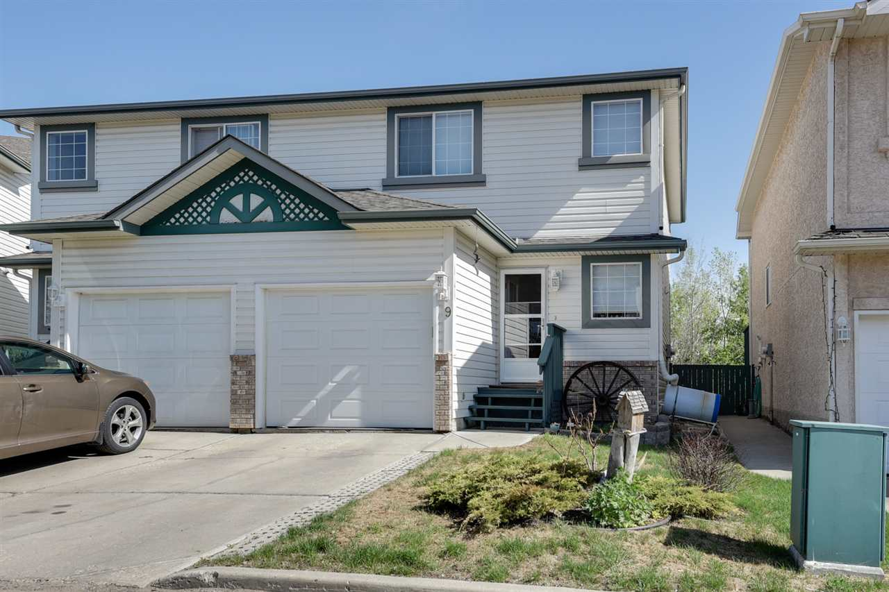 For Sale: 9 - 300 Hooper Crescent, Edmonton, AB | 2 Bed, 2 Bath Condo for $269,900. See 24 photos!