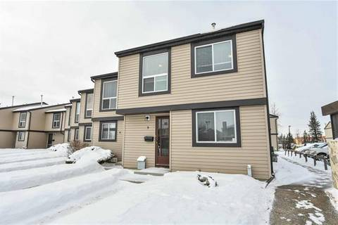 Townhouse for sale at 3029 Rundleson Rd Northeast Unit 9 Calgary Alberta - MLS: C4241085