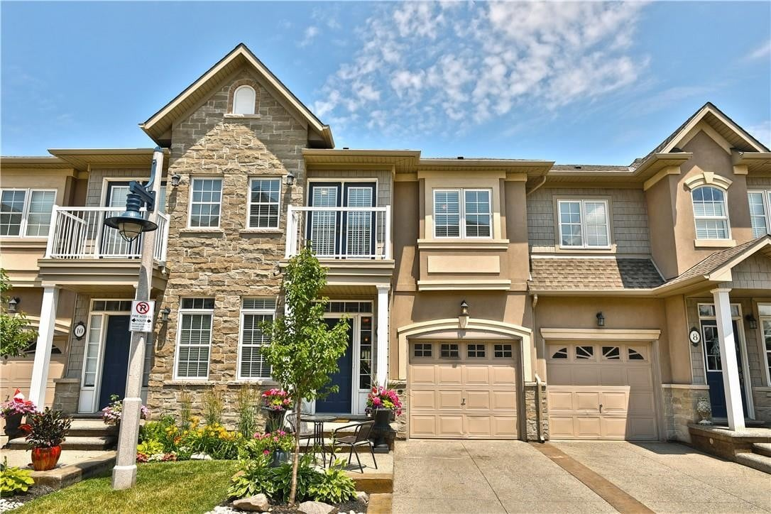 Townhouse for sale at 31 Sunvale Pl Unit 9 Stoney Creek Ontario - MLS: H4078380