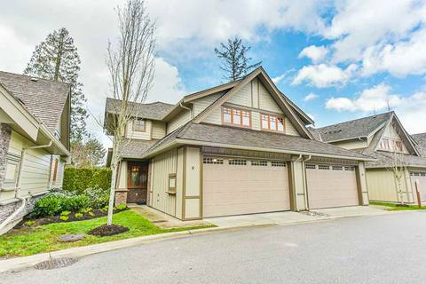 Townhouse for sale at 3122 160 St Unit 9 Surrey British Columbia - MLS: R2444672
