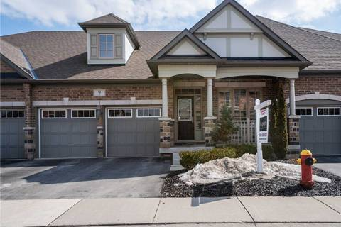 Townhouse for sale at 3353 Liptay Ave Unit 9 Oakville Ontario - MLS: W4391055