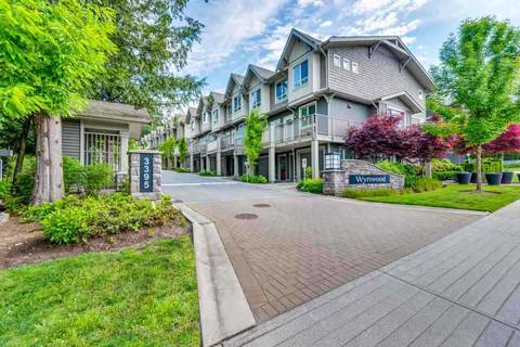 Townhouse for sale at 3395 Galloway Ave Unit 9 Coquitlam British Columbia - MLS: R2389114
