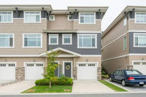 Townhouse for sale at 34230 Elmwood Dr Unit 9 Abbotsford British Columbia - MLS: R2386873