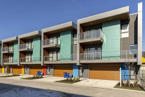Townhouse for sale at 3596 Salal Dr Unit 9 North Vancouver British Columbia - MLS: R2358010