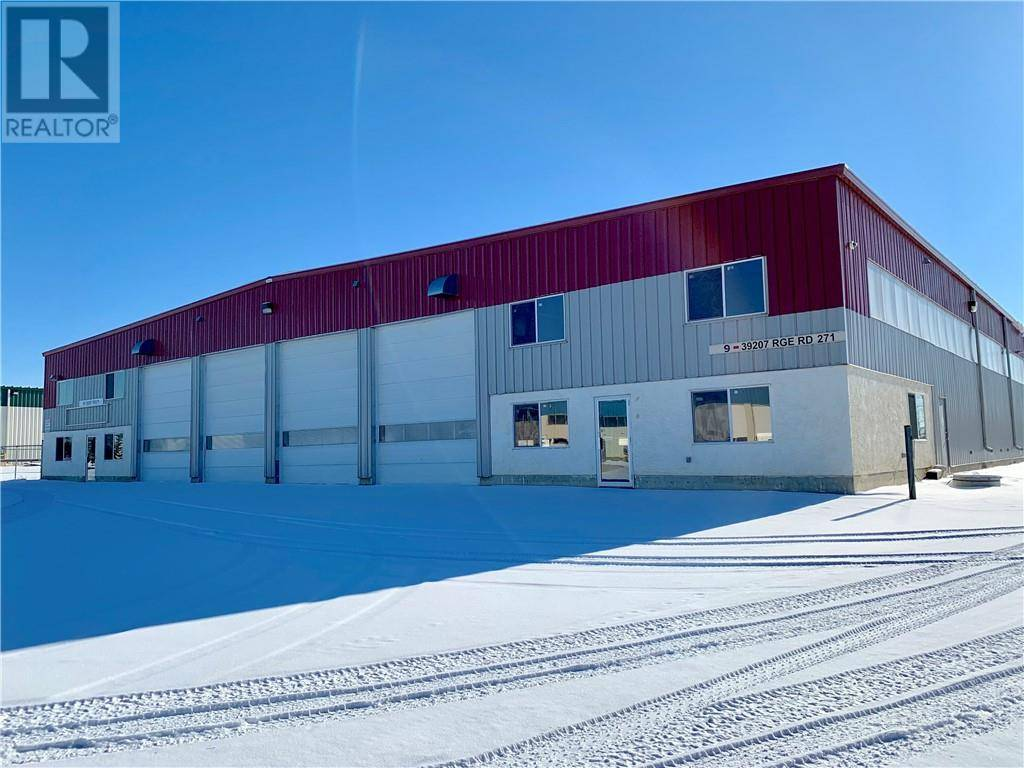 Commercial property for lease at 39207 Range Rd Apartment 9 Red Deer County Alberta - MLS: ca0174553