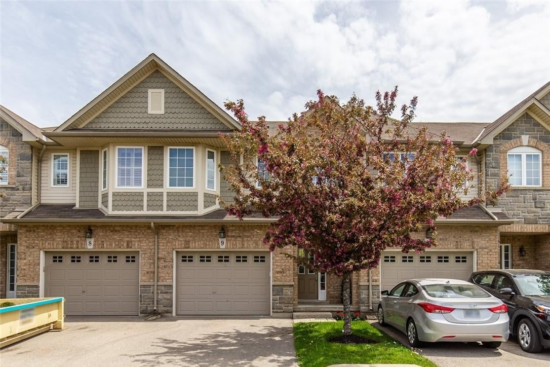 Townhouse for sale at 40 Dartmouth Gt Unit 9 Stoney Creek Ontario - MLS: H4078915