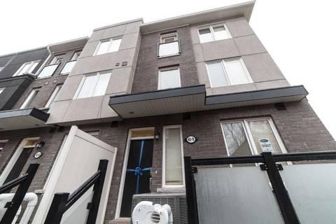 Townhouse for rent at 45 Heron Park Pl Unit 9 Toronto Ontario - MLS: E4693744