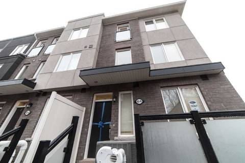 Townhouse for rent at 45 Heron Park Pl Unit 9 Toronto Ontario - MLS: E4693744