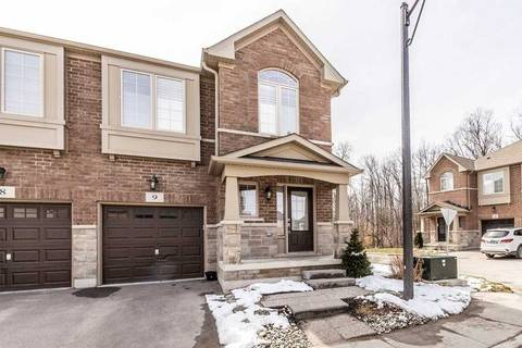 Townhouse for sale at 45 Royal Winter Dr Unit 9 Hamilton Ontario - MLS: X4404491