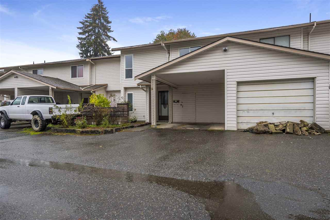 Sold: 9 - 46401 Yale Road, Chilliwack, BC