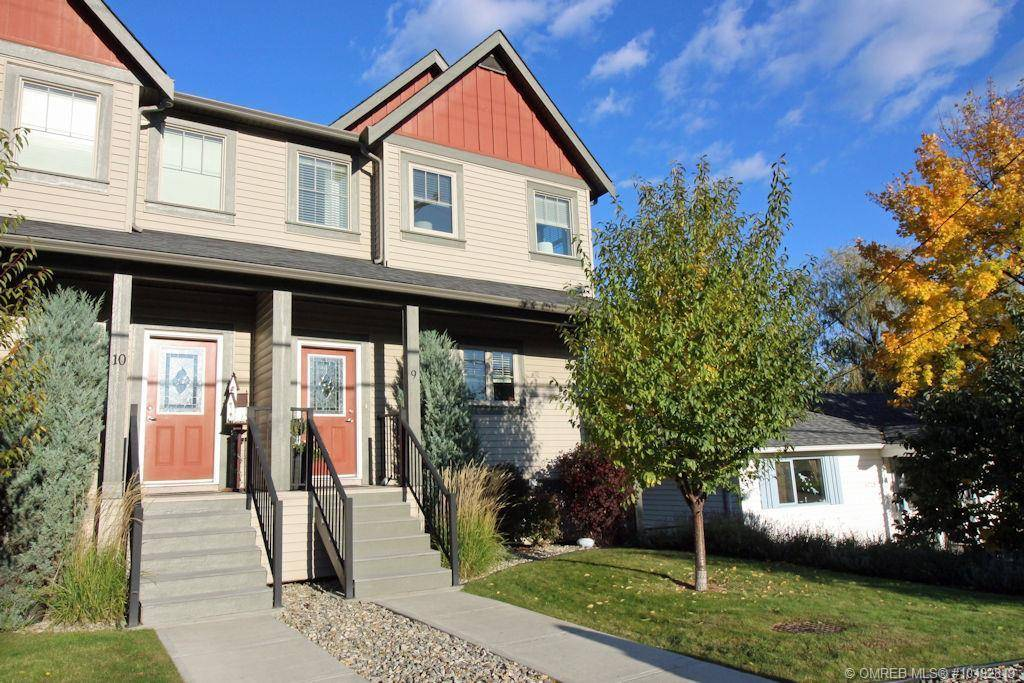 Townhouse for sale at 4724 Heritage Dr Unit 9 Vernon British Columbia - MLS: 10192819