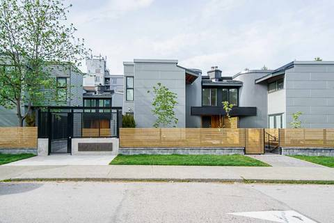 Townhouse for sale at 503 Pender St E Unit 9 Vancouver British Columbia - MLS: R2370928