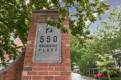 Townhouse for sale at 550 Browning Pl Unit 9 North Vancouver British Columbia - MLS: R2379888